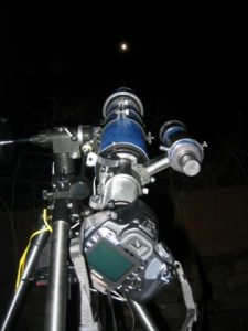 Skywatcher 120 & DSLR