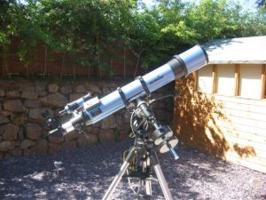 Skywatcher Evostar 120 refractor